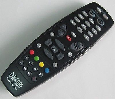 Remote control Brand New Black Dreambox for 500S 500C 500T