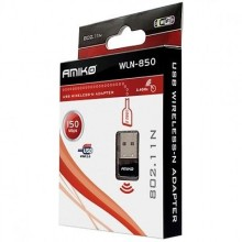 AMIKO WLN-850 USB WiFi DONGLE SHD Alien 8900, Alien 2, 8140, 8240, 8360, Mini HD