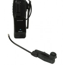 BLUETOOTH HEADSET KIT FOR HYT KENWOOD DELUXE 2 PIECE