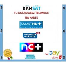 telewizja na karte nc+
