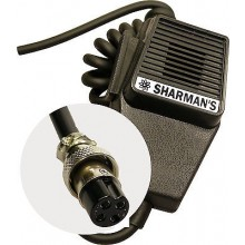 SHARMAN'S DM520P1 COFFIN MIC WITH 4PIN PLUG