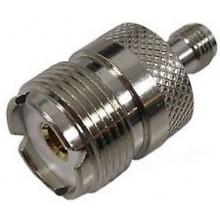 SMA-F Socket Adapter PL-259