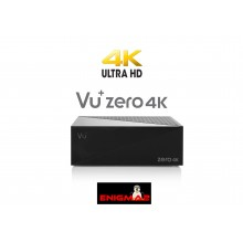 VU + Zero 4K 1x DVB-S2X Linux UHD Set Top Box For Enigma2 Full Pakiet Polskiej TV Super Polsat Premum Kanaly