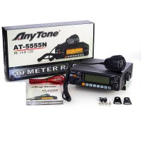 CB RADIO ANYTONE AT5555N 10 OR 11 METER AM FM SSB 30W EXPORT VERSION 25.610-30.1