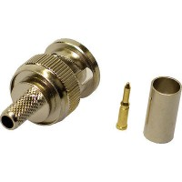 AT-7001A BNC Crimp Connector (Pack of 1)