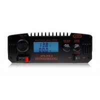 CB HAM RADIO POWER SUPPLY LCD KPO KPS-350-II 30AMP 9-15V/ 13.8V