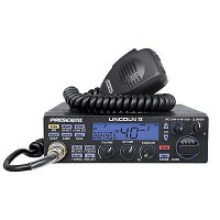 CB RADIO HAM HOME PRESIDENT LINCOLN II 10M BAND MOBILE(2014) VERSION 3