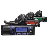 CB Radio Mobile TTI TCB-1100 Multi-Standard With Front Speaker
