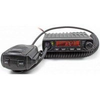 CB MOBILE RADIO ALBRECHT AE-6110 40 CHANNEL AM FM ULTRA COMPACT MINI MOBILE