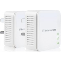 MULTIROOM ADAPTER TECHNOMATE 200mbps Home Plug Starter Kit