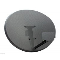 Satellite Dish Kit single LNB 80cm Zone 2