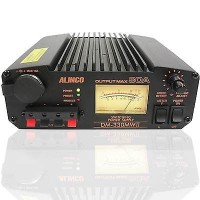 POWER SUPPLY ALINCO (CB/HAM RADIO) DM-330MWII 30AMP 9-15V/ 13.8V