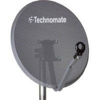 Satellite Dish TECHNOMAT 60cm FOR SKY FREESAT POLSAT NC HOTBIRD ASTRA