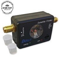 Satellite Finder HDTV Digital Sat Finder Analyser Gold Plated NC+ POLSAT SKY