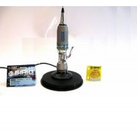 CB ANTENNA SIRIO PERFORMER 5000 PL WITH CB MAGNETIC BASE 145MM ORGINAL WITH COAX PL259