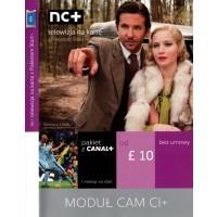 MODUL CAM CI NC+ TELEWIZJA NA KARTE PAKIET START 1 MIESIAC CYFROWY POLSAT SPORT 4K
