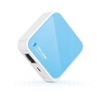 TP-Link Wireless N Nano Router 150Mbps Portable Wi-Fi  AP Repeater NC+ CYFRA