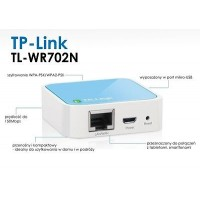 TP-Link Wireless-N Nano Router WiF 150Mbps Portable Wi-Fi  AP Repeater NC+ CYFRA