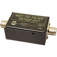 Zetagi F27 In-Line Low Pass TVI Filter CB/Ham Radio high quality